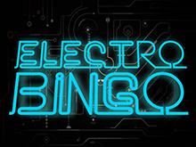 Играть в Электро Бинго на официальном сайте